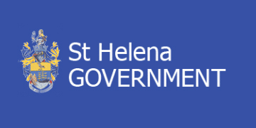 St Helena Government logo