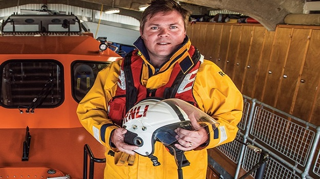 My working life: Saving lives at sea with the RNLI