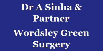 Dr A Sinha & Partner, Wordsley Green Surgery logo