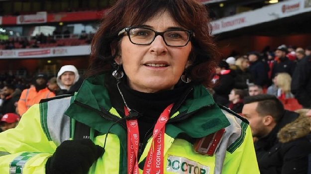 My working life: Crowd doctoring at Arsenal FC