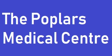 The Poplars Medical Centre logo