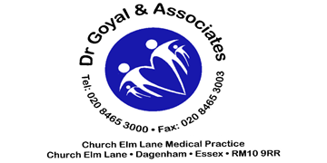 Church Elm Lane Medical Centre logo