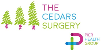 The Cedars Surgery logo
