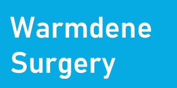 Warmdene Surgery logo
