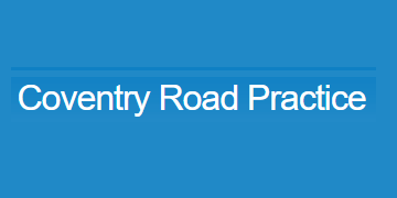 Coventry Road Practice logo