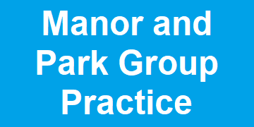Manor and Park Group Practice logo