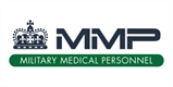 Military Medical Personnel logo
