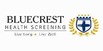Bluecrest Health Screening logo