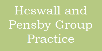 Heswall and Pensby Group Practice logo