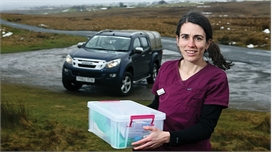 Working life: administering the Covid vaccine to the housebound in rural Cumbria